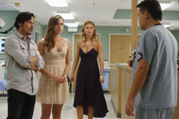Jack, Emily, Charlotte