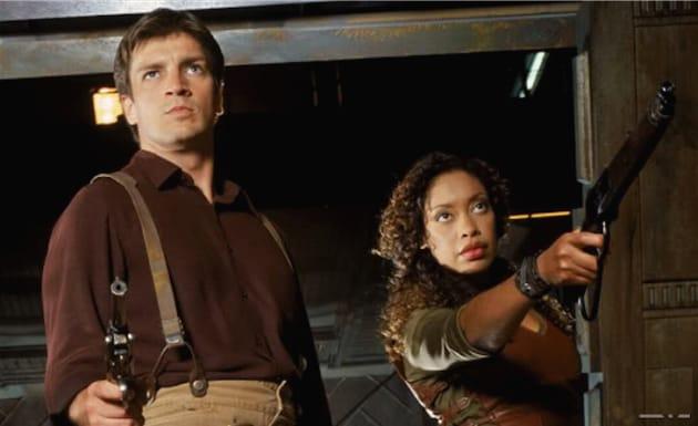 Mal and Zoe - Firefly