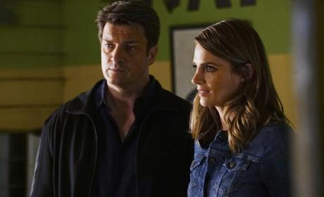 Murder on the Internet - Castle Season 7 Episode 5
