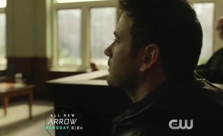 Arrow Promo: Colin Donnell Returns!