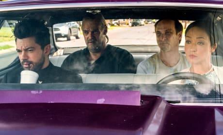 The Crew Plans a Robbery - Preacher Season 3 Episode 6