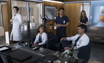 TV Ratings Report: The Good Doctor Finale Steady, American Idol Stabilizes
