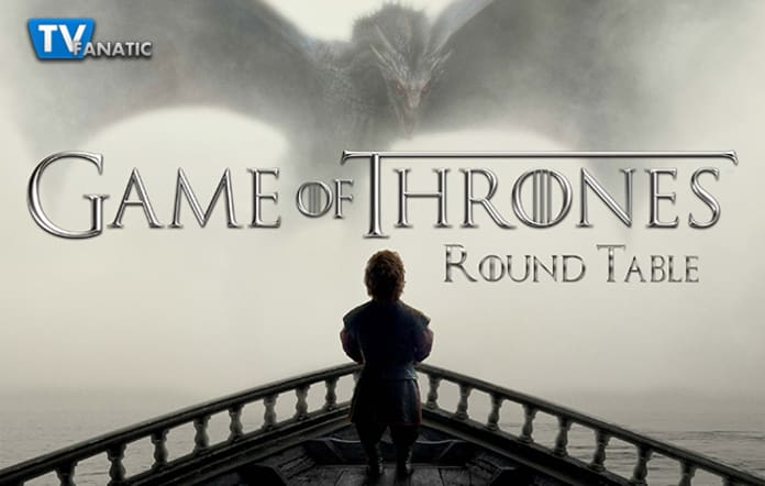 Game Of Thrones Round Table Reunions And Promotions Tv