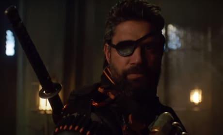 Arrow: Deathstroke
