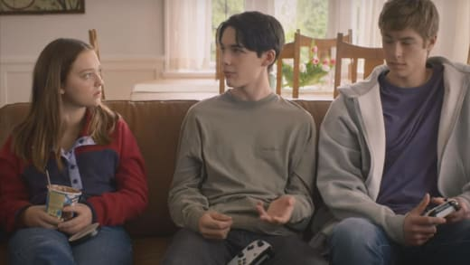 Thomas Siblings - The Baby-Sitters Club Season 2 Episode 8