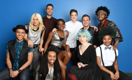 American Idol: The Top 11 Perform!