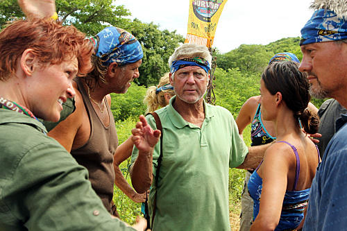 Jimmy Johnson Organizes the Tribe