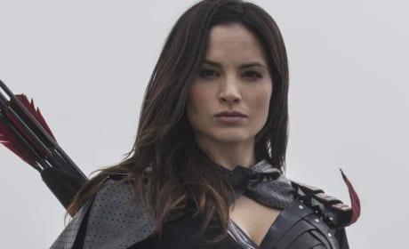 Nyssa Al Ghul's Survival - Arrow