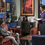 Howard and Raj Scene - The Big Bang Theory Season 9 Episode 4