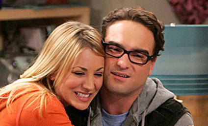 Relationship Confirmed for The Big Bang Theory Season Three