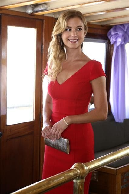 Emily in Red