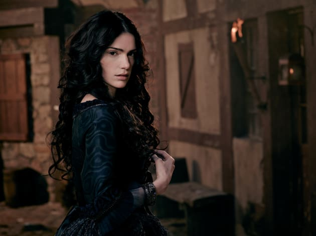 Janet Montgomery as Mary Sibley