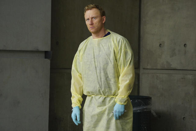 Lone Hunt - Grey's Anatomy Season 13 Episode 15