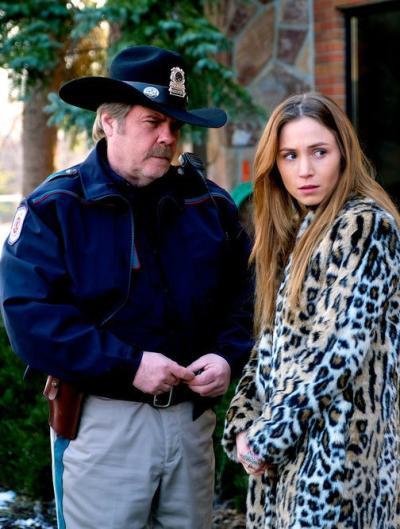 Nedley and Waverly - Wynonna Earp Season 2 Episode 10