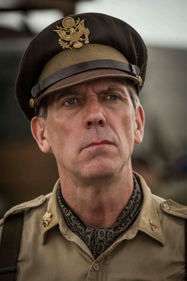 Hugh Laurie on Catch-22