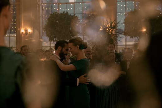Serena Dances with Fred - The Handmaid's Tale Season 3 Episode 7