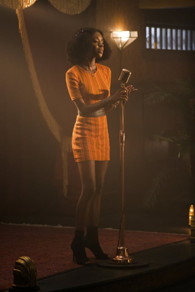 Headliner - Riverdale Season 3 Episode 9