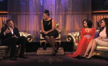 Mo'Nique Hosts the Reunion
