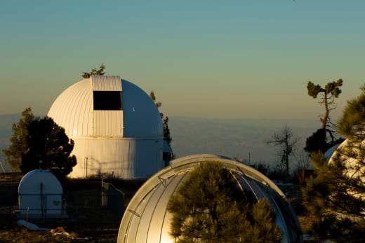 Space's Deepest Secrets Observatory