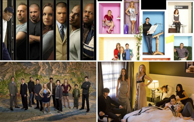 13 tv shows that suffered the dreaded sophomore slump prison break