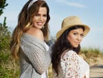 Kourtney and Khloe Take the Hamptons Photo