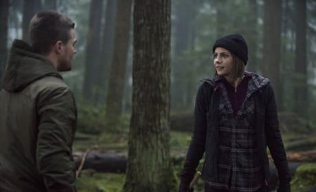 Queens FTW - Arrow Season 3 Episode 14