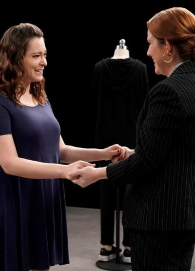 Paula and Rebecca Talk - Crazy Ex-Girlfriend Season 4 Episode 17