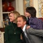 Barney, Wife and Kid