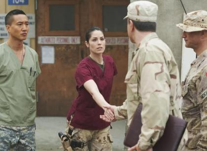 Watch Combat Hospital Season 1 Episode 8 Online