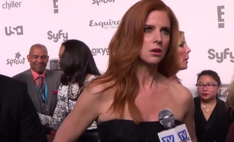Sarah Rafferty Previews Suits Season 5, Pushes for Donna Calendar
