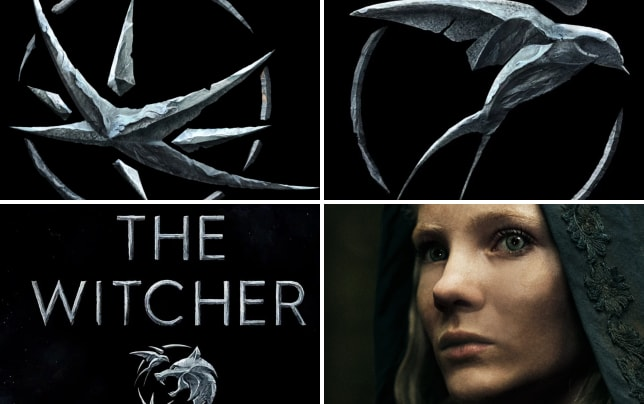 The witcher symbol