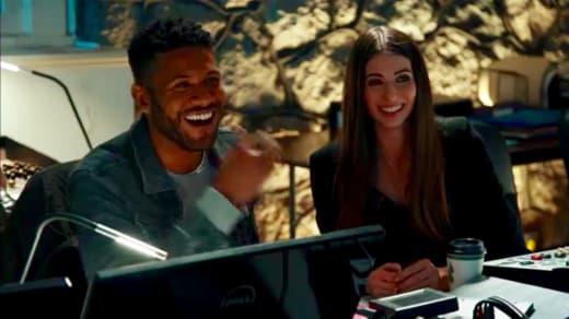 Jay and Madison - UnREAL Season 3 Episode 10