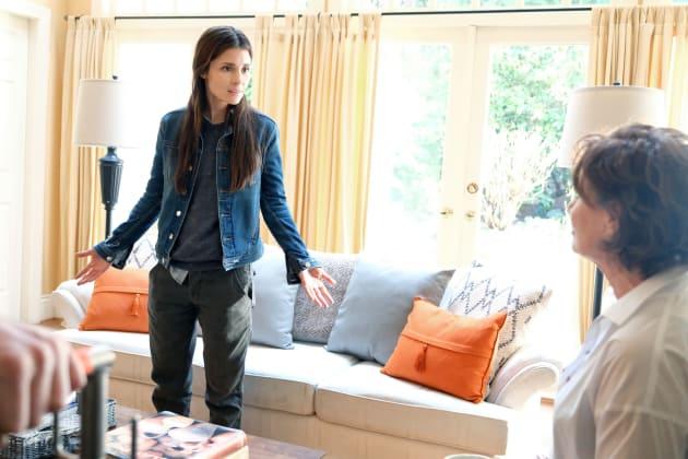 Rachel confronts her mother - UnREAL Season 3 Episode 8
