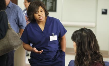 More on Chandra Wilson's Private Practice Crossover