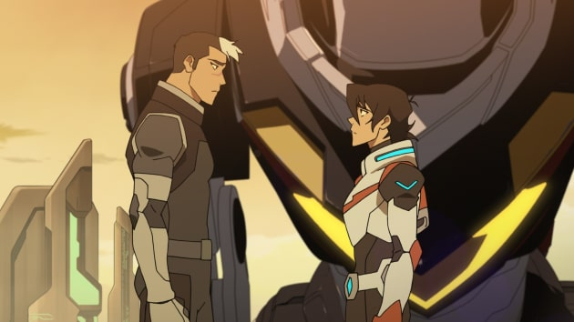 Keith Switches Gears - Voltron: Legendary Defender