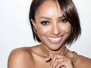 Kat Graham Poses for Terry Richardson