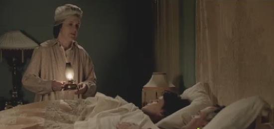 O'Brien in the Bedroom