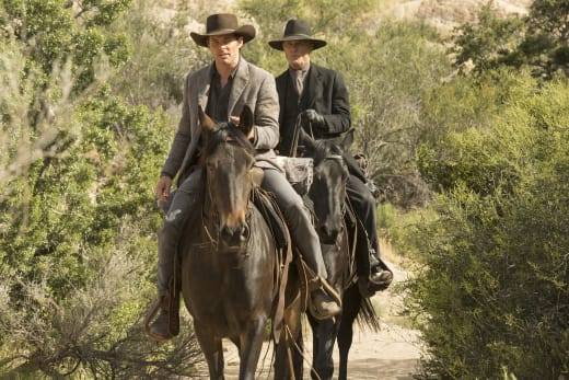 Revealing Day - Westworld Season 1 Episode 8