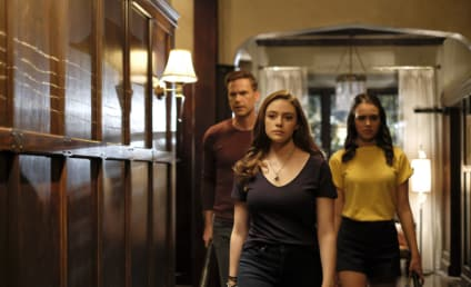 Legacies Star Reacts to Hope's Romantic Confession About Josie
