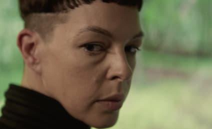 The Walking Dead Shocker: Pollyanna McIntosh Returns as Jadis ... With a Huge Catch!