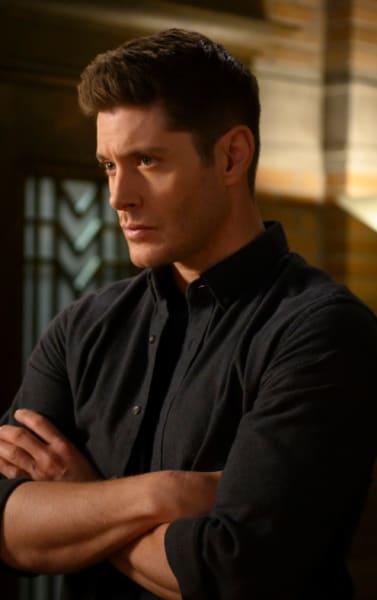 Grieving Dean - Supernatural Season 14 Episode 19