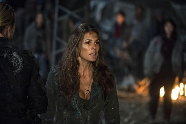 Abby Griffin - The 100