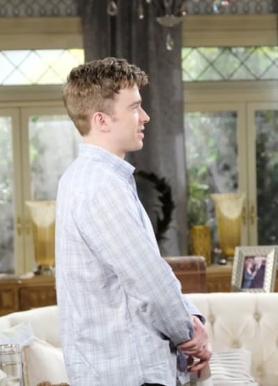 Will Has a Theory - Days of Our Lives