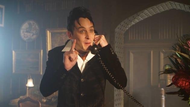 Kill Her Now - Gotham Season 3 Episode 7