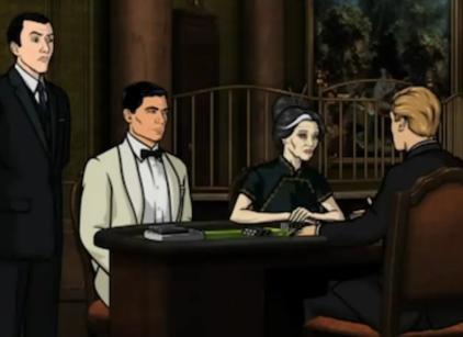 Watch Archer Season 2 Episode 11 Online