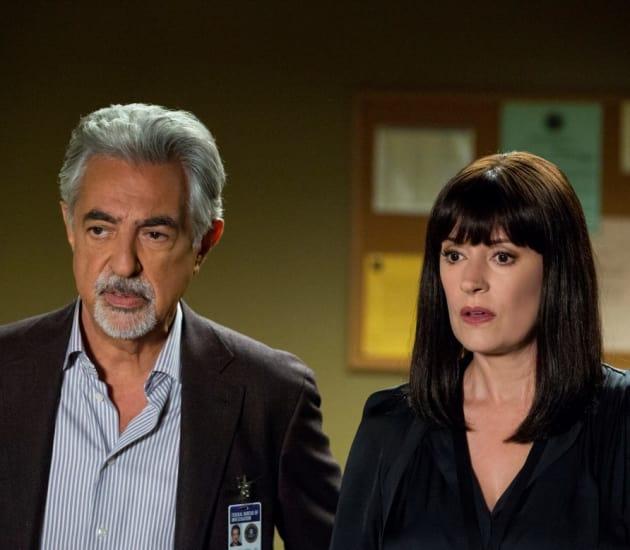 Concerned Coworkers - Criminal Minds Season 14 Episode 5