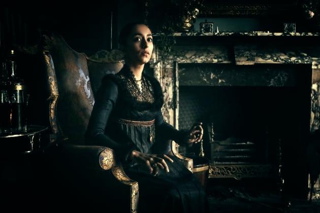 Zilpha is Afraid - Taboo Season 1 Episode 5