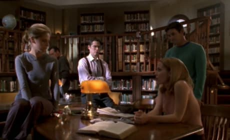 Living Through The Ascension - Buffy the Vampire Slayer Season 3 Episode 21