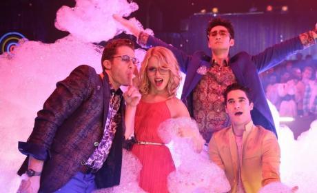Goodbye, Glee Club