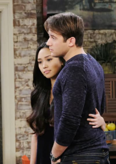 Haley and JJ in Love - Days of Our Lives